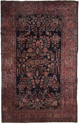 Persian Sarouk Rectangle 6x10