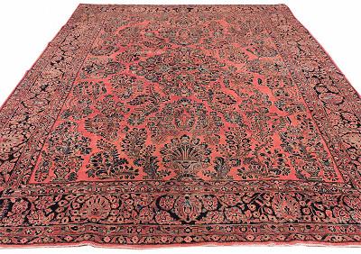 Persian Sarouk Rectangle 7x9