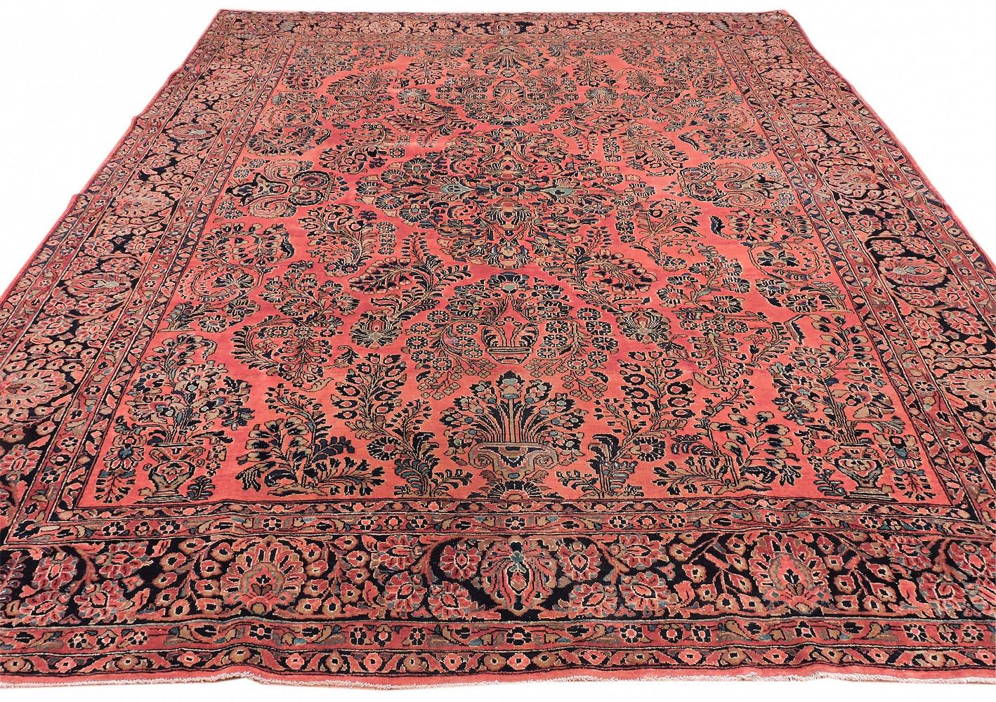Persian Sarouk 7x9