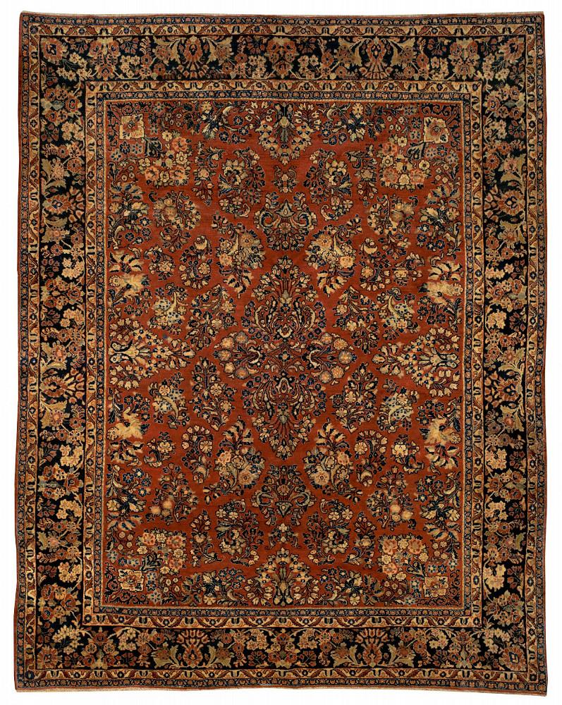 Persian Sarouk 8x10