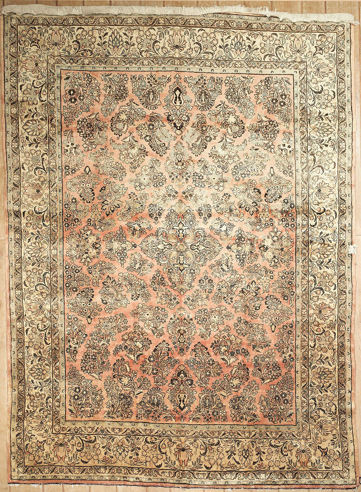 Persian Sarouk 8x12