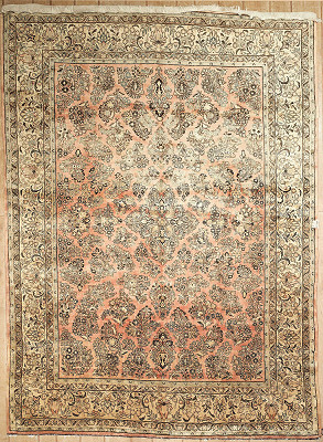 Persian Sarouk Rectangle 8x12