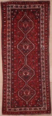 Persian Shiraz Runner 4x9