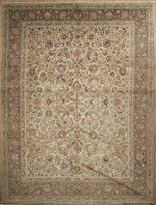 Persian Tabriz Rectangle 10x13