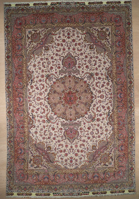 Persian Tabriz Rectangle 11x17