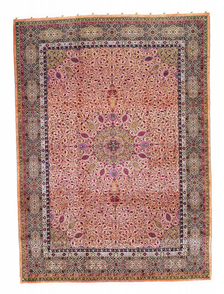 Persian Tabriz 13x18