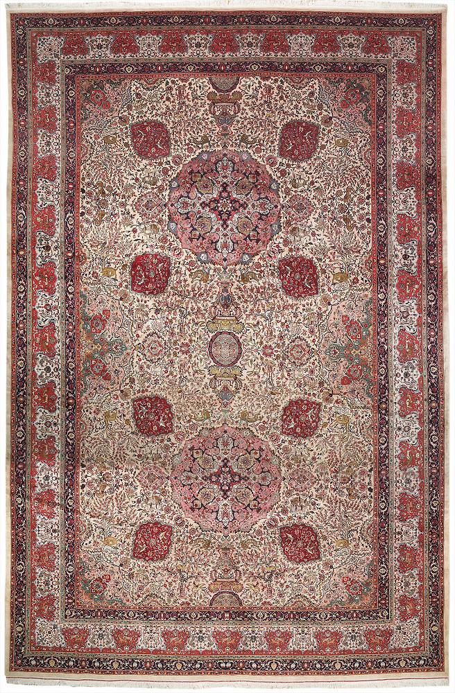 Persian Tabriz 13x19