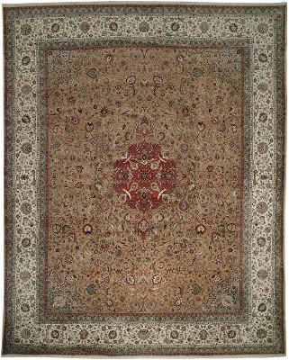 Persian Tabriz 14x19