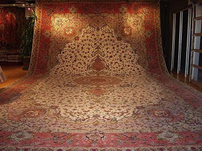 Persian Tabriz Rectangle 19x33