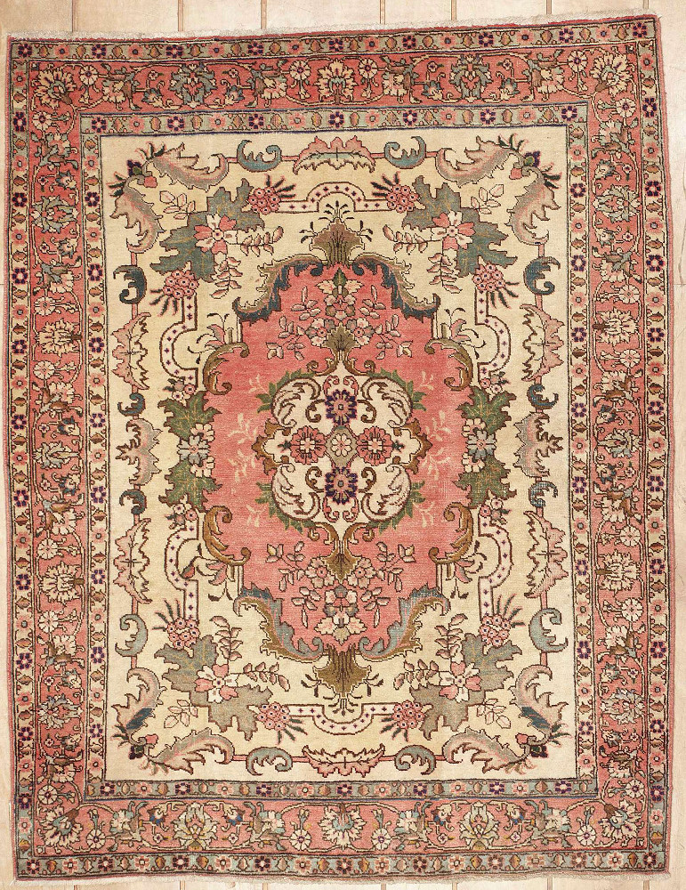 Persian Tabriz 4x6