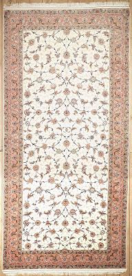 Persian Tabriz Rectangle 6x13