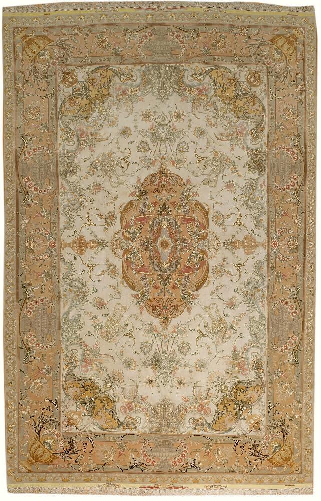 Persian Tabriz 6x9