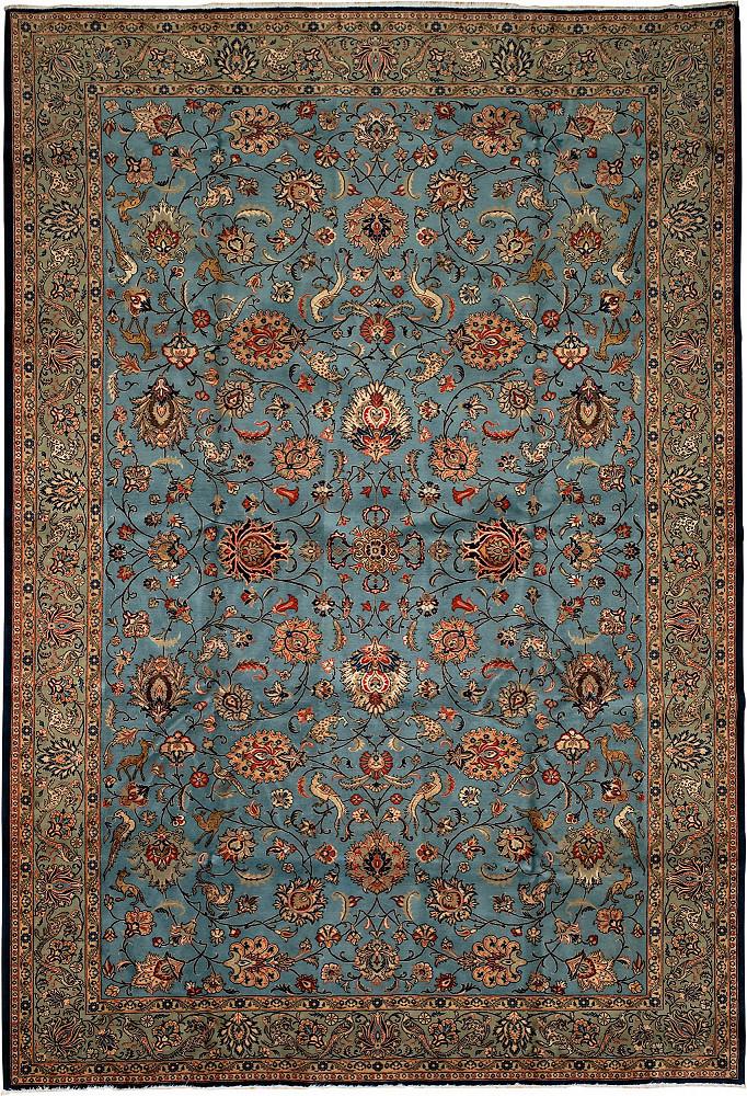 Persian Tabriz 7x11