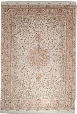 Persian Tabriz Rectangle 8x11