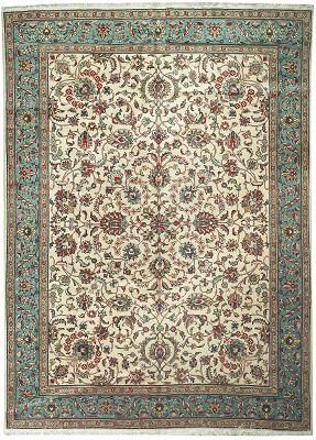 Persian Tabriz Rectangle 9x12