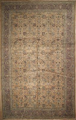 Persian Tabriz Rectangle 9x15