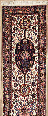 Persian Tabriz Runner 2x19