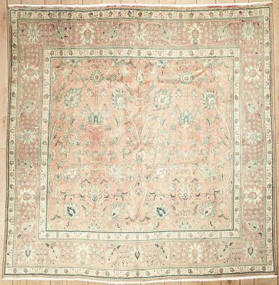 Persian Tabriz Square 9x9