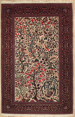 Persian Tehran Rectangle 4x6