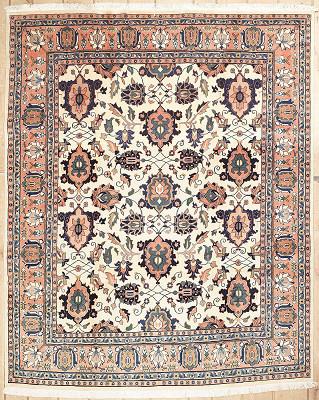 Persian Varamin Rectangle 6x8