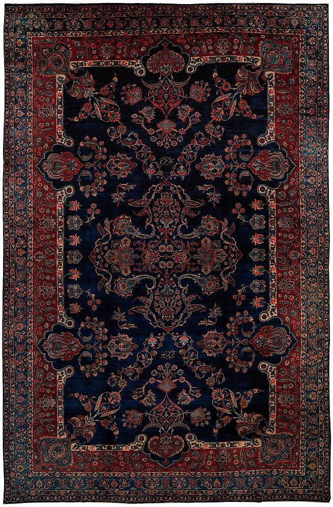 Persian Yazd 10x16
