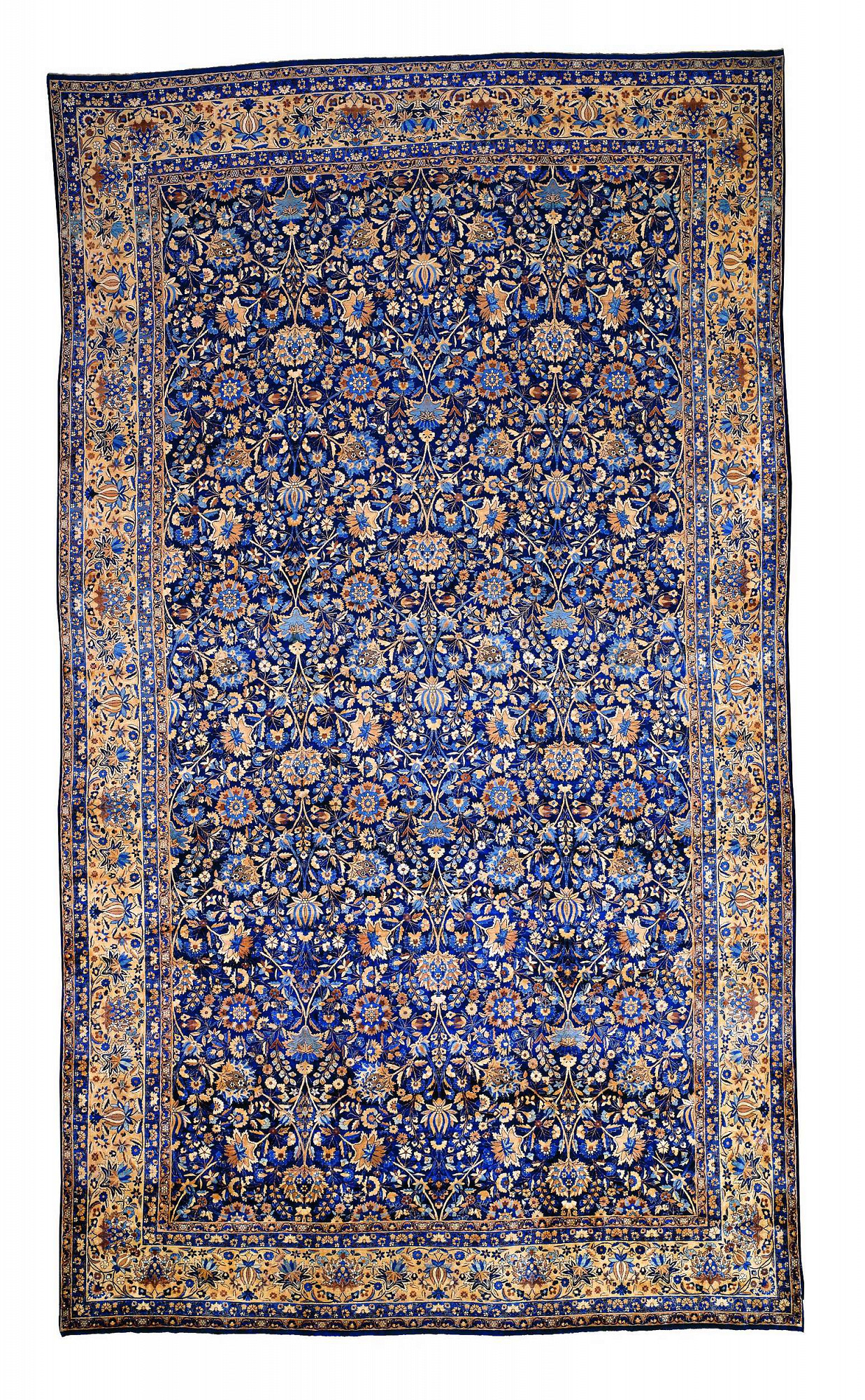 Persian Yazd Rectangle 14x25