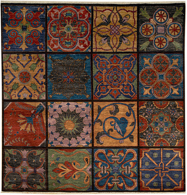 Spanish Square 7x8