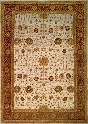 Sultanabad Rectangle 10x13