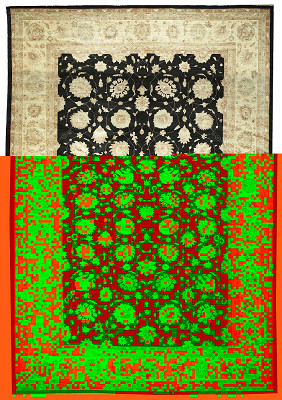 Sultanabad Rectangle 11x17