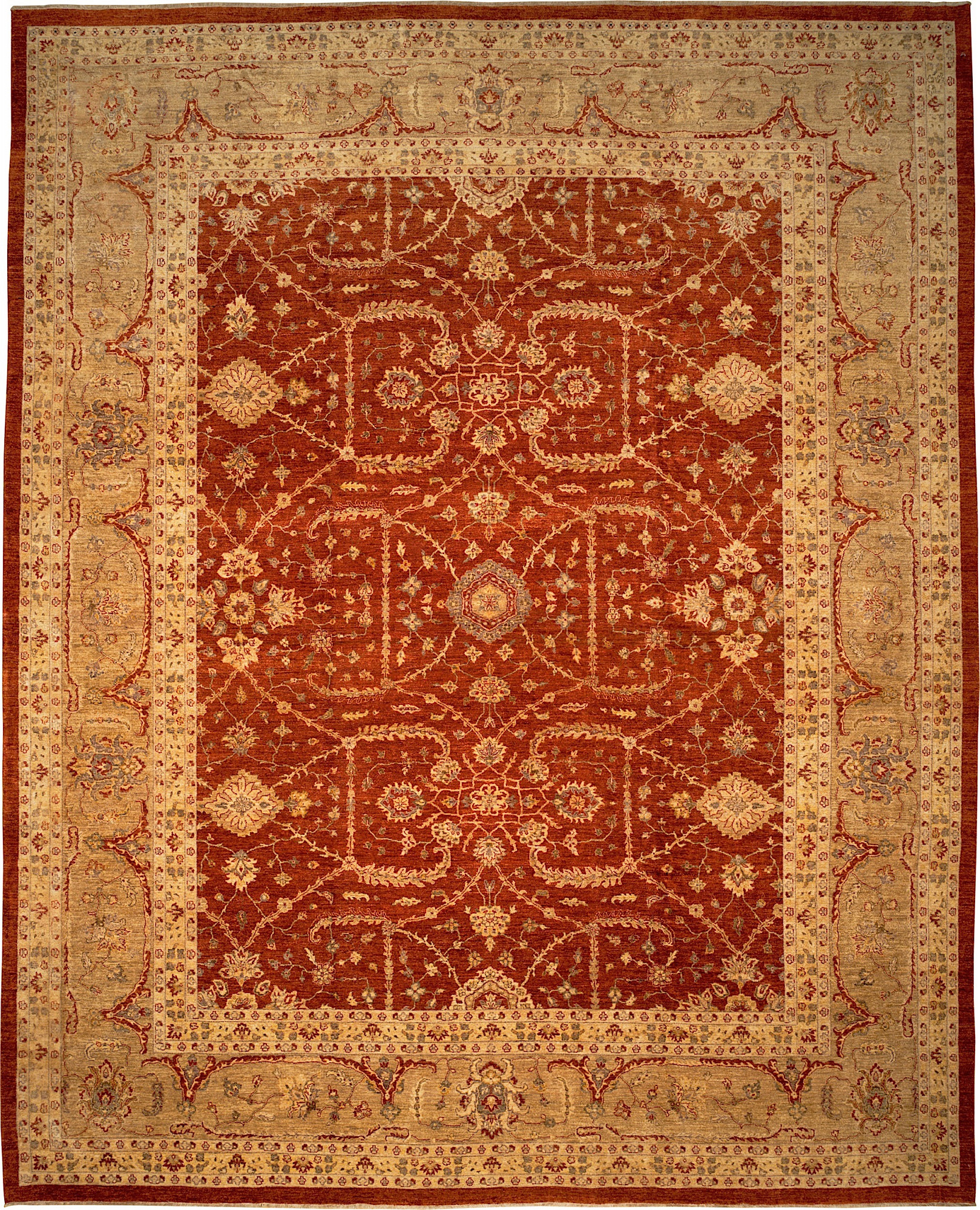 Sultanabad Rectangle 12x14