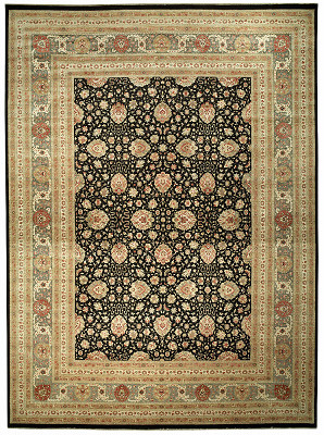 Sultanabad Rectangle 13x18