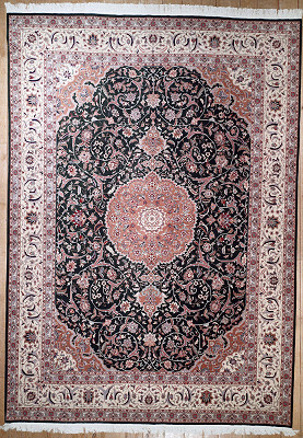 Tabriz Rectangle 10x14