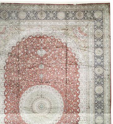 Tabriz Rectangle 16x24