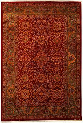 Tabriz Rectangle 6x8