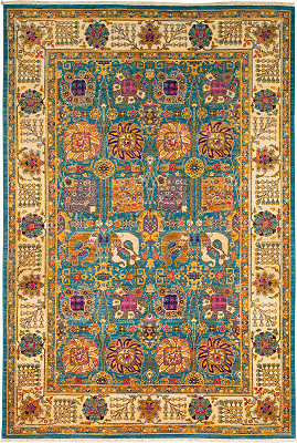 Tabriz Rectangle 6x9