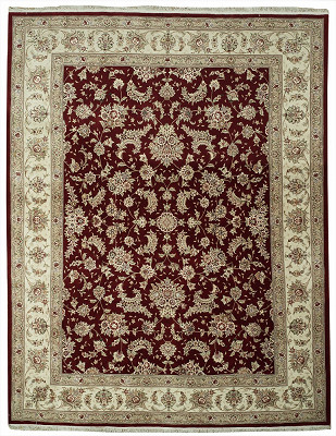 Tabriz Rectangle 7x10
