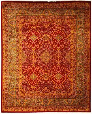 Tabriz Rectangle 8x10