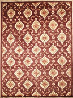 Tabriz Rectangle 9x12