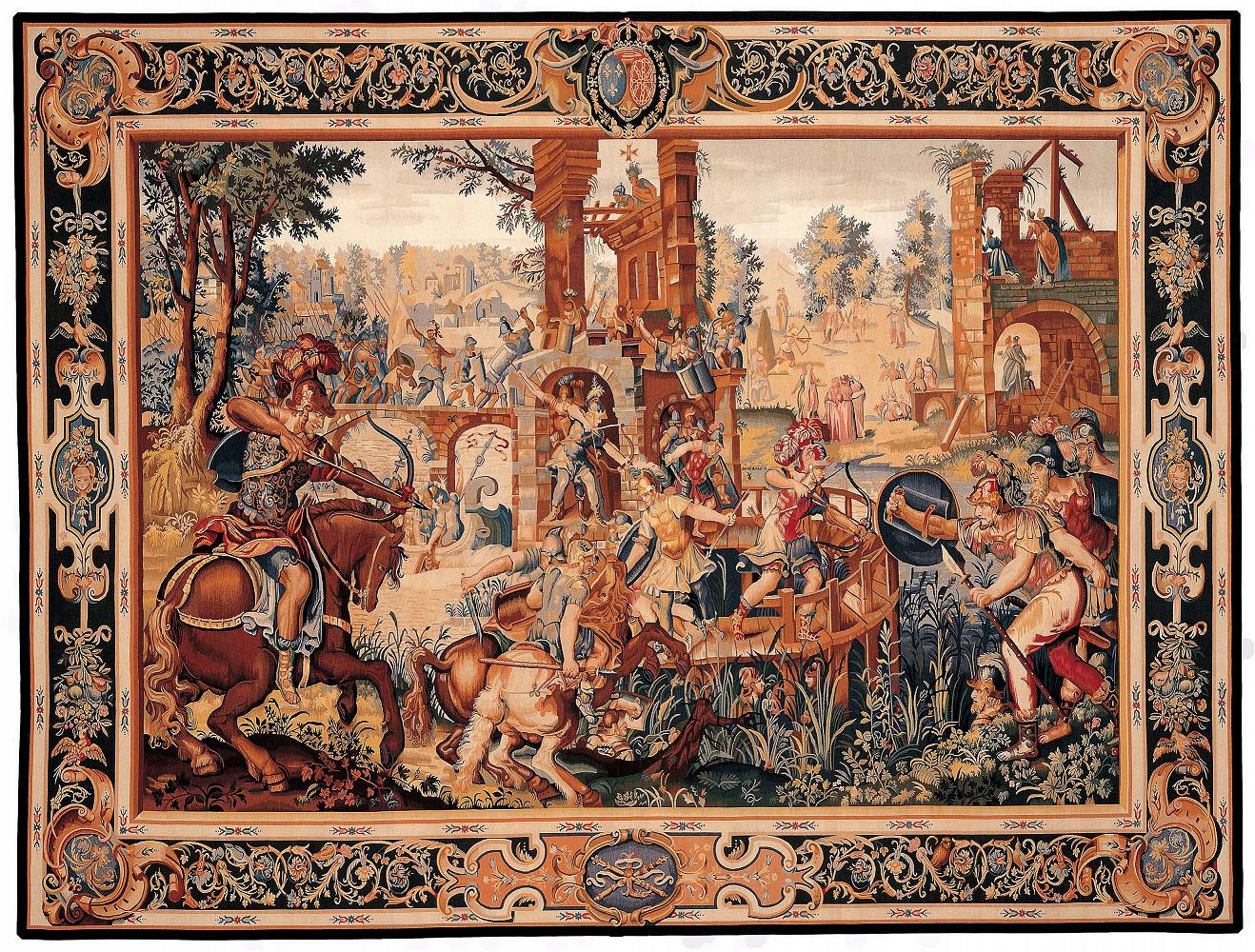 Tapestry 10x13