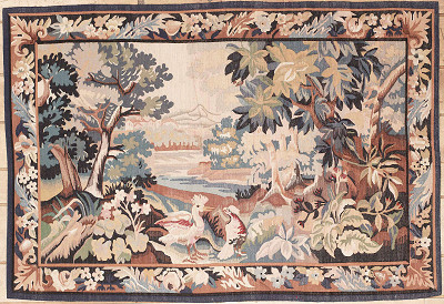 Tapestry Rectangle 4x6