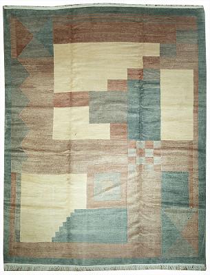 Tibetian Rectangle 11x14