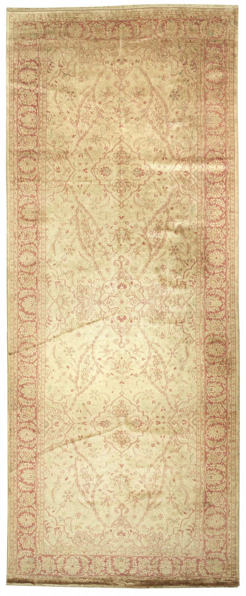 Ushak Rectangle 7x19