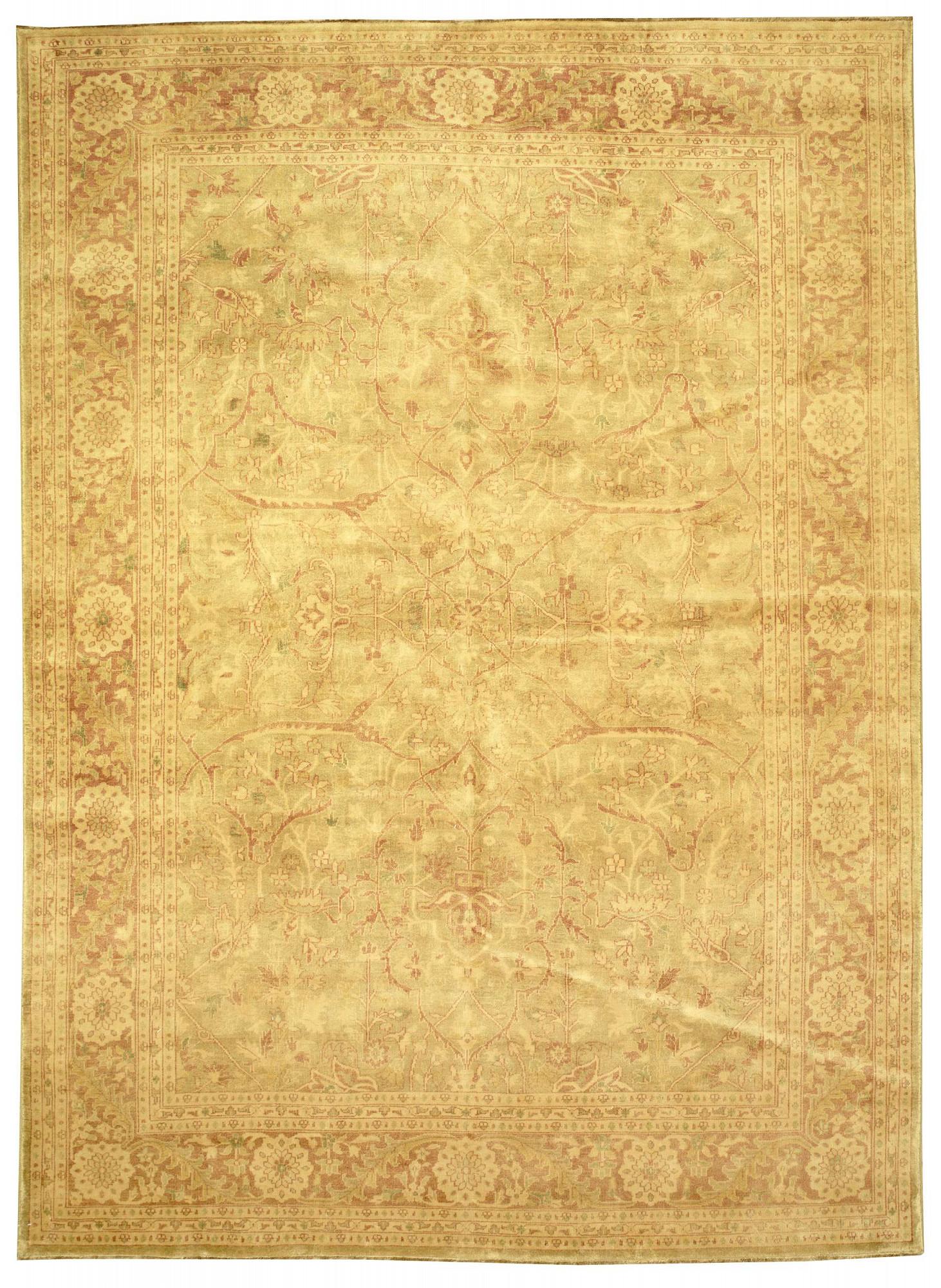 Ushak Rectangle 8x12