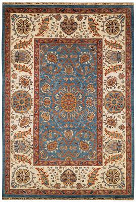 Uzbekistan Rectangle 6x10