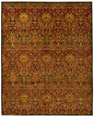 Uzbekistan Rectangle 8x10