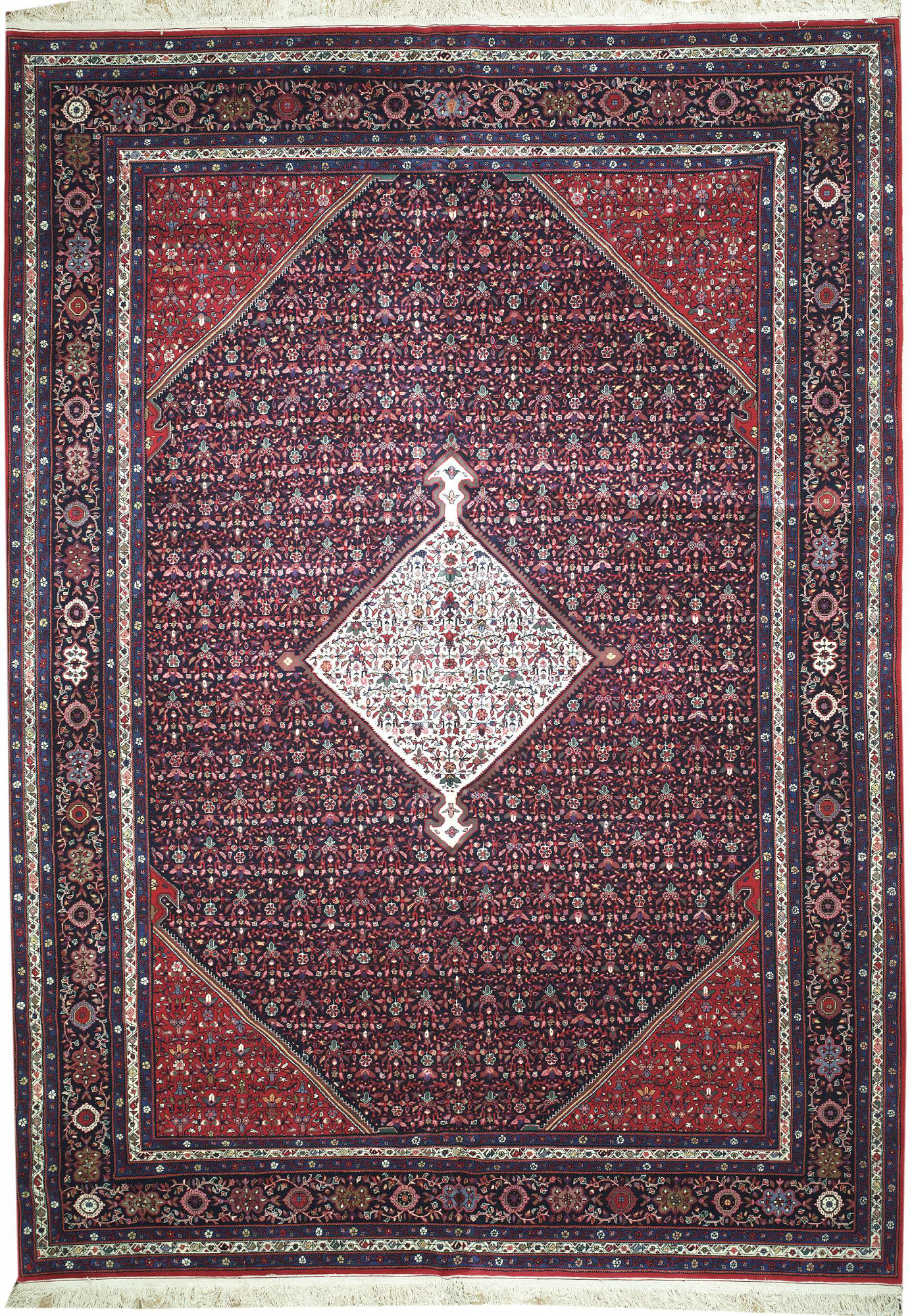 Abadeh Rectangle 10x14