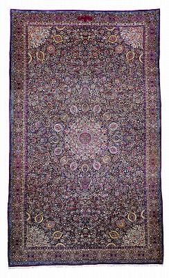 Persian Amoghli Rectangle 11x18