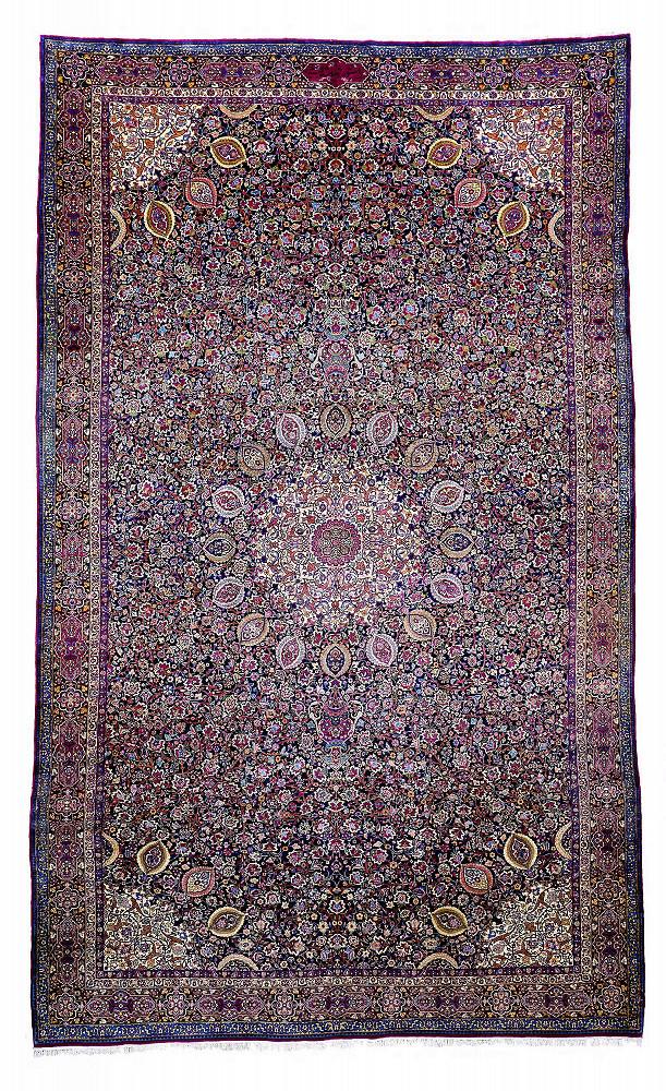 Persian Amoghli 11x18
