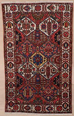 Persian Bakhtiari Rectangle 5x8