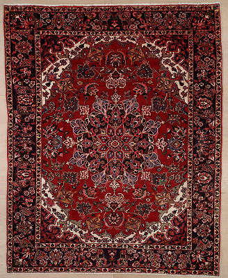 Persian Bakhtiari Rectangle 8x10
